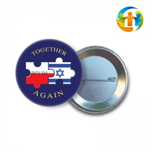 Button Together Again, Fundacja Pojednanie